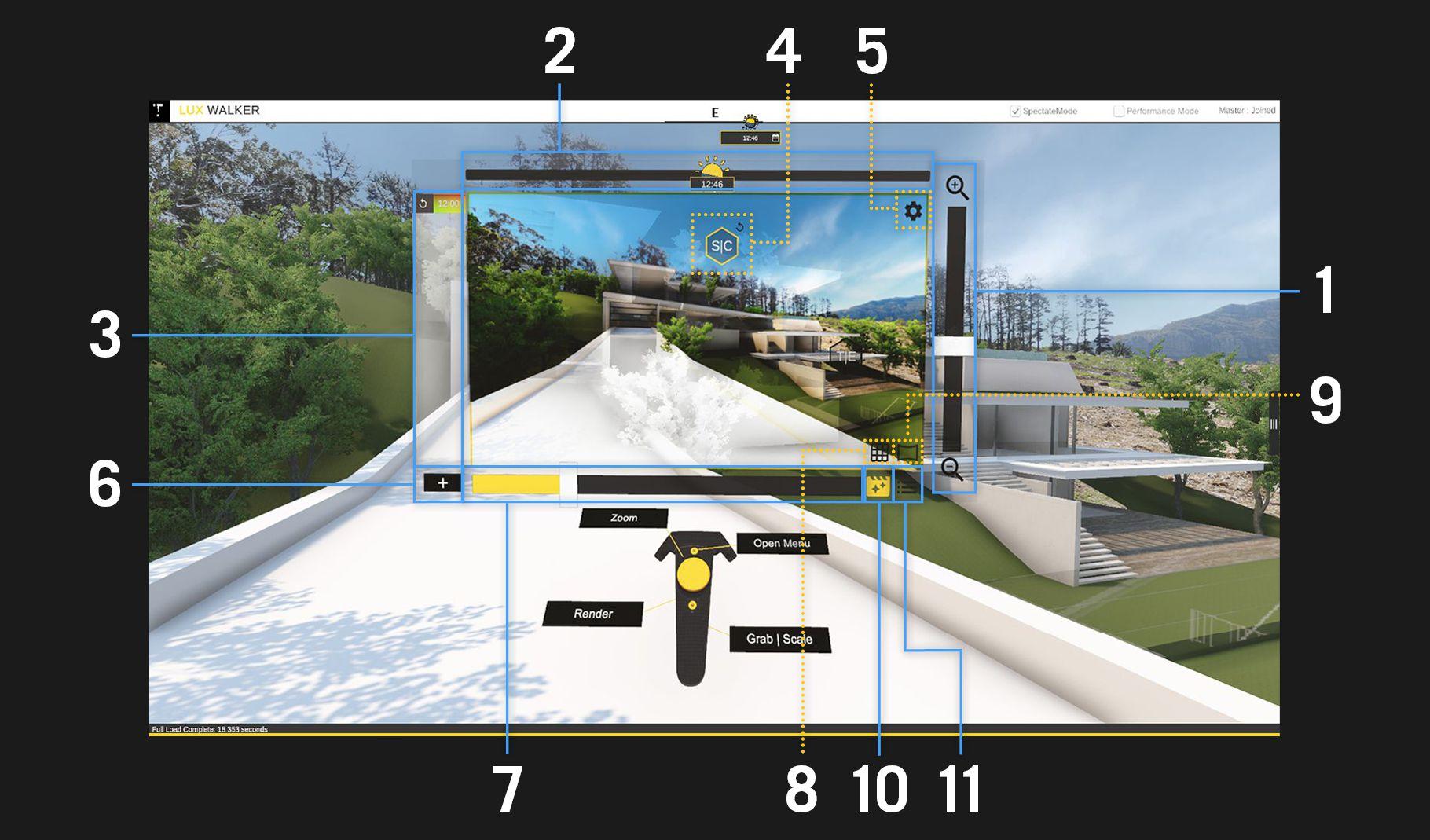 VR Mode Render Tool
