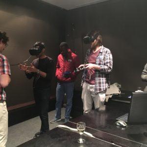 Tenebris Lab showcased LUX Walker at Open Design Studios
