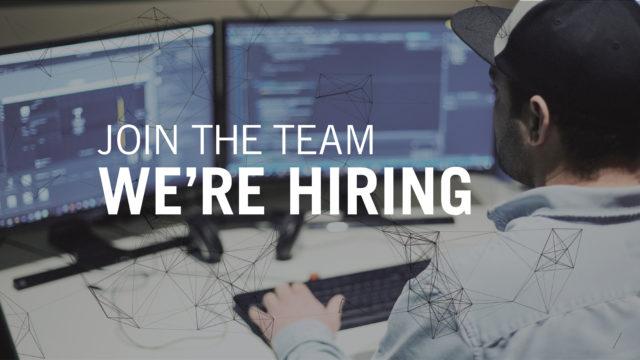 Were hiring : 3D Ninja